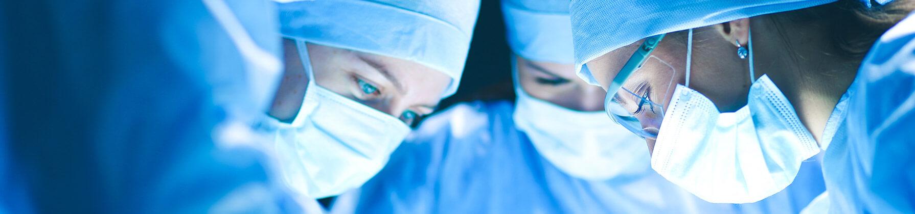 Doctors in Surgery Billboard