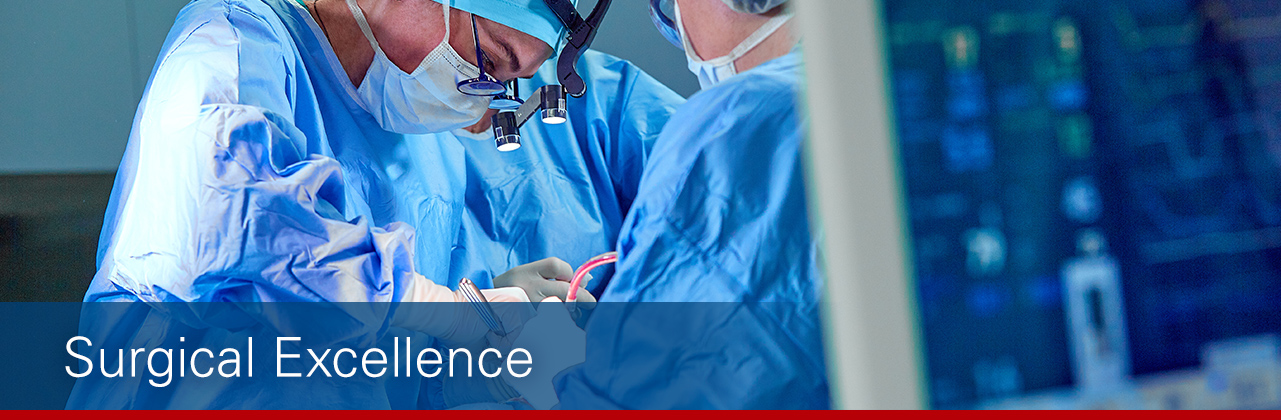 Surgical excellence