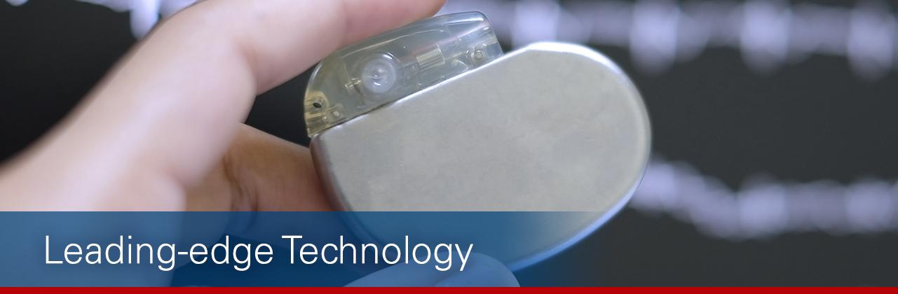 Leading-edge technology